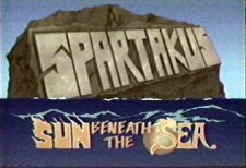 Spartakus and the Sun Beneath the Sea Episode Guide Logo
