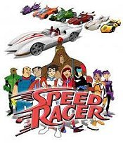 This Is Speed Racer Cartoon Character Picture