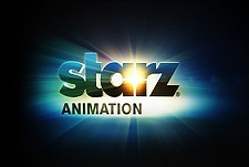 Vanguard Animation Logo Starz animation studio logoVanguard Animation Logo