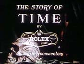 The Story Of Time Cartoon Picture