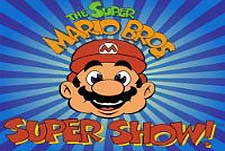 The Super Mario Brothers Super Show Episode Guide Logo