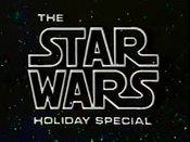 The Star Wars Holiday Special Cartoon Picture