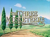 The Three Musketeers Free Cartoon Picture