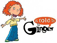 As Told By Ginger Episode Guide Logo
