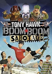 Tony Hawk's BoomBoom Sabotage Pictures Of Cartoons