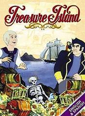 Treasure Island Cartoon Picture