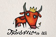 TrollFilm AS Studio Logo