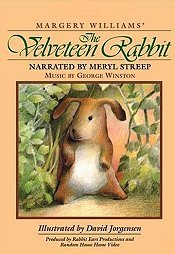 The Velveteen Rabbit Picture To Cartoon