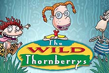The Wild Thornberrys Episode Guide Logo