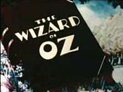 The Wizard Of Oz Picture Into Cartoon