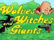 Billy And The Witch Picture Into Cartoon
