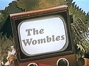 The Invisible Womble The Cartoon Pictures