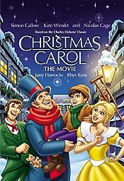 Christmas Carol: The Movie Cartoon Picture