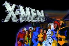 X-Men Episode Guide Logo