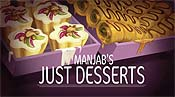 Manjab's Just Desserts Cartoon Picture