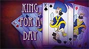 King For A Day Cartoon Picture