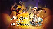 Ali Baba & The 40 Thieves Pictures To Cartoon