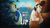 Which Way Is Up? Pictures Cartoons