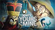 What's Yours Is Mine Pictures To Cartoon
