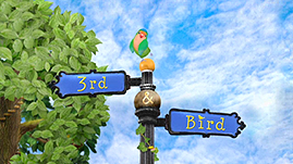 3rd & Bird Episode Guide Logo
