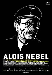 Alois Nebel Picture To Cartoon