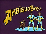AmbiguoBoys Pictures In Cartoon