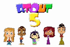 Atout 5 Episode Guide Logo