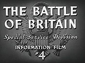 The Battle Of Britain Unknown Tag: 'pic_title'