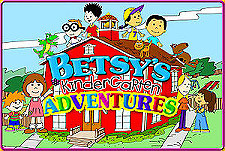 Betsy's Kindergarten Adventures Episode Guide Logo
