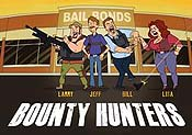 Bounty Hunters (Series) Free Cartoon Picture