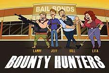 Bounty Hunters  Logo