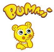 Auf Gummib�rchenjagd (On Gummy Bears Hunt) Cartoon Picture