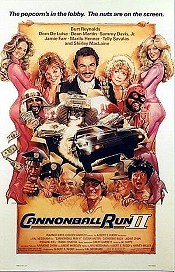 Cannonball Run II Cartoon Picture