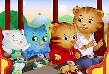 Daniel Tiger's Neighborhood Episode Guide Logo