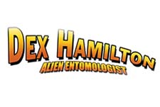 Dex Hamilton: Alien Entomologist Episode Guide Logo