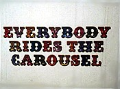 Everybody Rides The Carousel Cartoon Picture