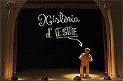 Hist�ria d'Este (Story Of Him) Cartoon Picture