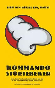 Kommando St�rtebeker (Commando Stoertebeker) Cartoon Picture