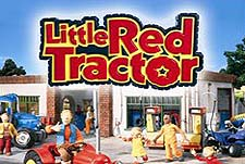 Little Red Tractor Episode Guide Logo