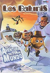 Los Balunis: En La Aventura Del Fin Del Mundo The Cartoon Pictures