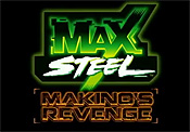Max Steel: Makino's Revenge Cartoon Picture