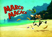 Marco Macaco Cartoon Picture