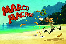 The Marco Macaco Show  Logo