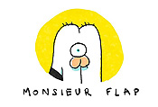Monsieur Flap Cartoon Picture