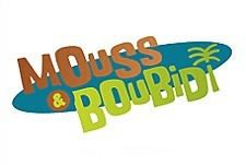 Mouss & Boubidi Episode Guide Logo