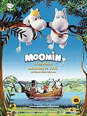 Muumi Ja Vaarallinen Juhannus (Moomin and Midsummer Madness) Picture Of Cartoon