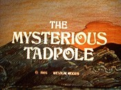 The Mysterious Tadpole Picture Into Cartoon