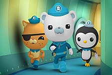 Octonauts Episode Guide Logo