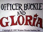 Officer Buckle And Gloria Picture Into Cartoon