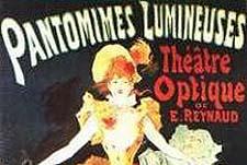 Pantomimes Lumineuses Studio Logo